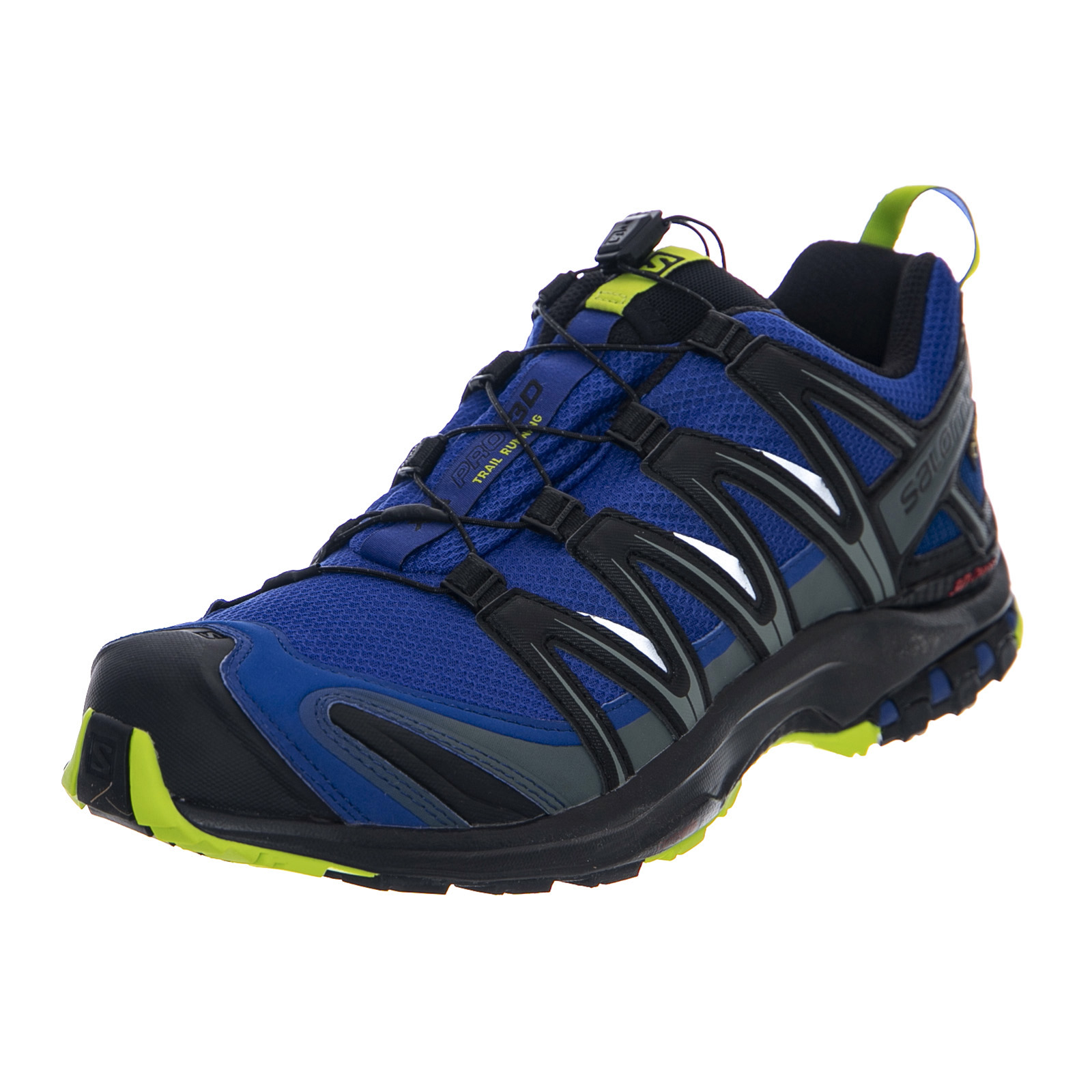 Salomon Xa Pro 3D Gtx Mazarine BlueBlackGree Sneakers Basse