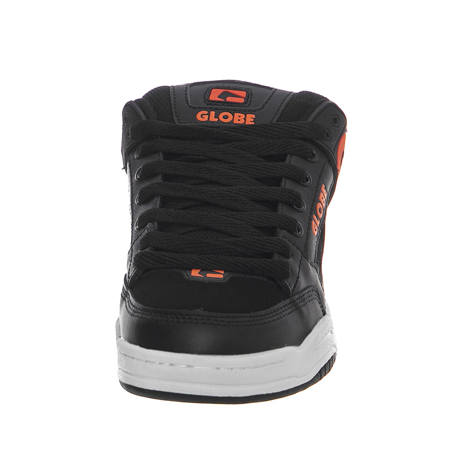 Globe Globe Globe Sneakers Tilt Black Spicy orange black 338d50