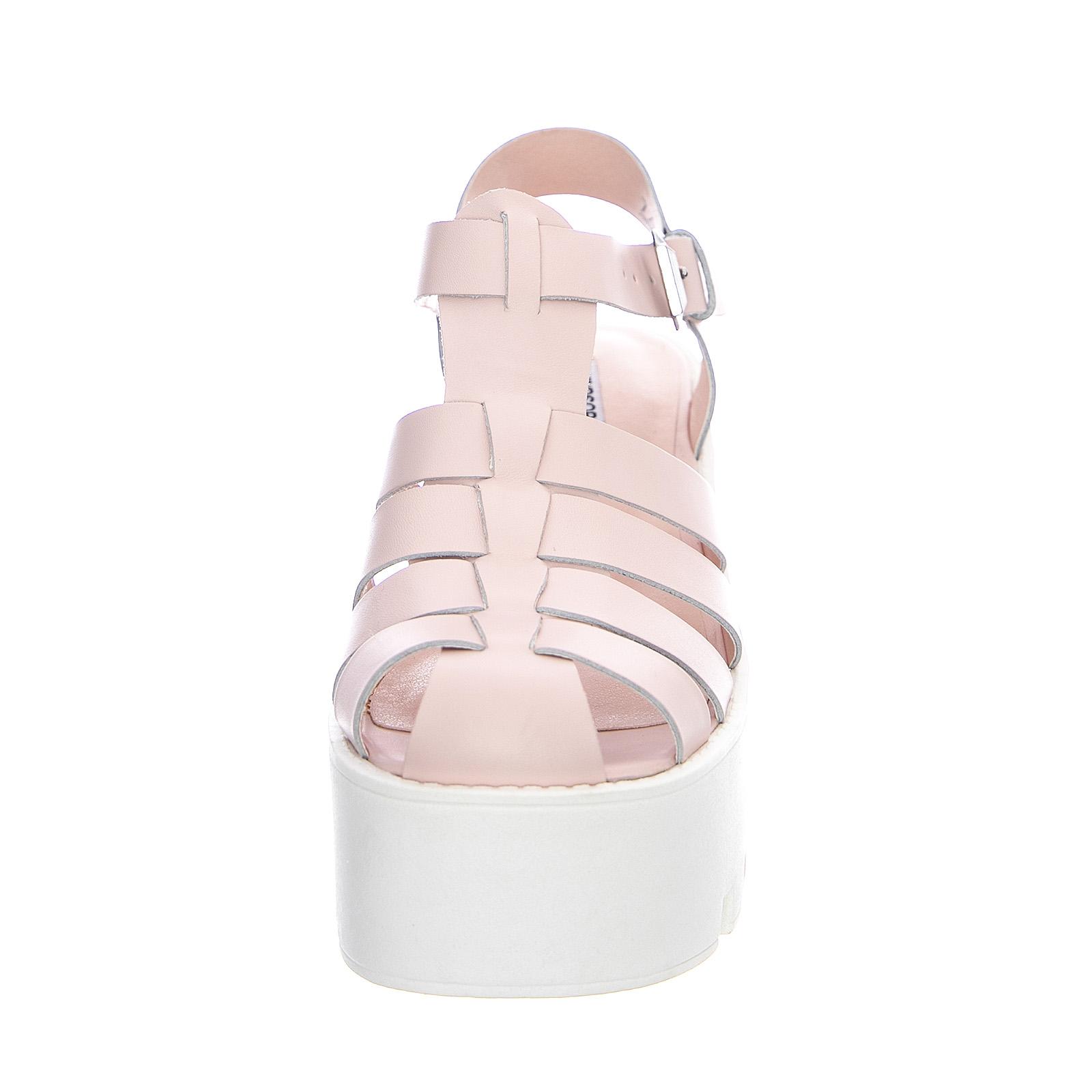 sandali donna rosa pink Windsor smith fluffy sandals