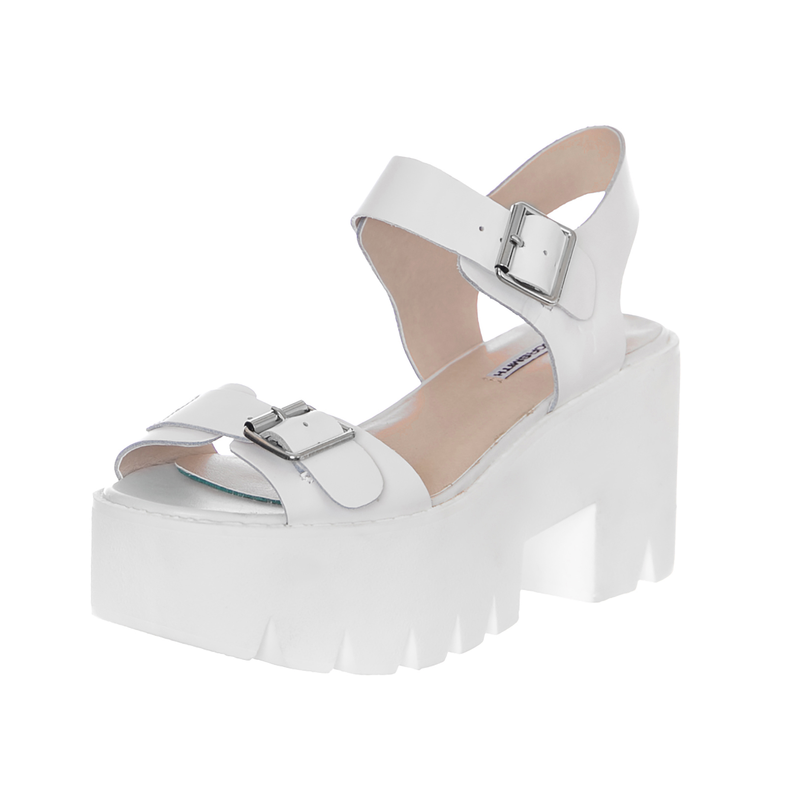 Windsor Smith Sandali Prism White Bianco